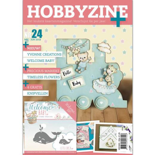 Hobby Zine + Hobby Zine Plus
