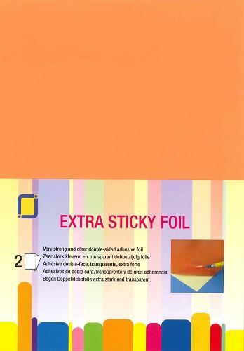 Extra Sticky Foil