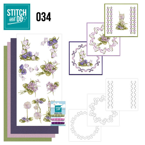 Stitch and Do Set