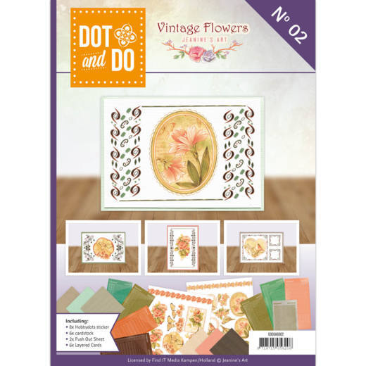 DOT & DO A6 Bücher