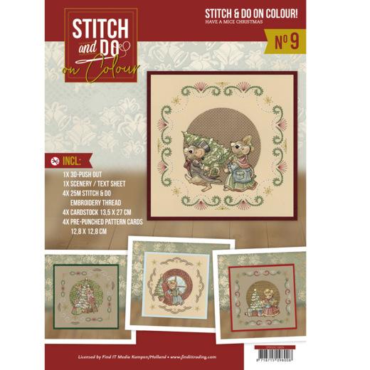 Stitch & Do in Colour