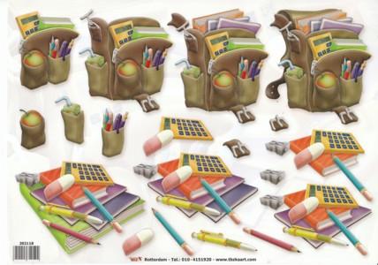 202118 Büchertasche