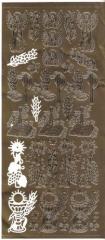 0001 Religiöse Motive Silber