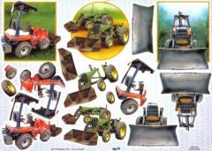 504256 Traktor/Raupe