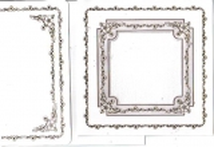 103151  Karte mit Transparentfenster