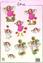 117145-6003 Ine 3 D Bogen von Nellie Snellen