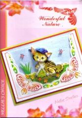 118899-1034 Anleitungsheft Wonderful Nature
