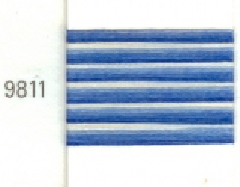 9811 Mettler Silk-Finish Multi 100m