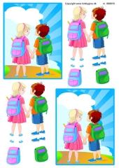 068016 Schulkinder