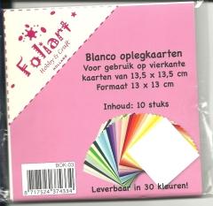 37151704 Auflegkarten LinnenKarton gebrochenes weiß 13 x 13 cm
