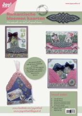 9100-0004 Complet Paket Romantische Blumen Karten