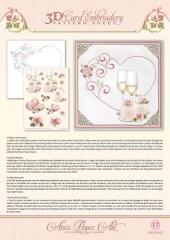 3DCE13017 Anns Paper Art Heart
