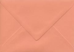 ENV-02-lichtorange 10 Briefumschläge C6