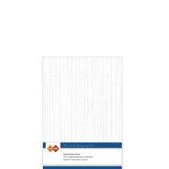 LKK-A501 Linnenkarton weiß A5