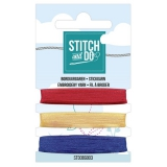 STDOBG003 Stitch and Do 3 Mini Garnkarte