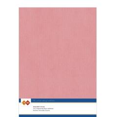 LKK-A4-43 Linnenkarton oud roze A4 1 Blatt