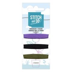 STDOBG008 Stitch & Do 8 Mini Garnkarte