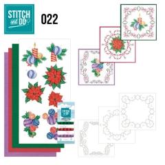 STDO022x Stitch & Do 22 Christmas