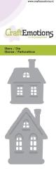 115633-0133x Stanzschablone Häuser