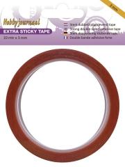 HJSTICKY03 Hobbyjournal Extra Sticky Tape 3mm