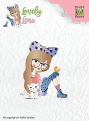 CSLL002 NS Lovely Lena, Animal Lover