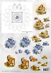 SS10015 Stitching Sheets Christmas Gifts