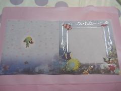 573110 Transparente Doppelkarte