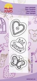 180013-0507 Clear stamps Lovely