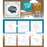 COSTDO10028 Stitch & Do Card Only Set 28