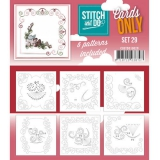COSTDO10029 Stitch & Do Card Only Set 29