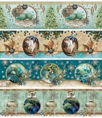 SHRINKSL05 Schrumpfbanderolen für Weihnachtskugeln