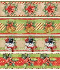 SHRINKSL10 Schrumpfbanderolen für Weihnachtskugeln