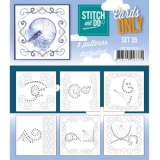 COSTDO10035 Stitch & Do Card Only Set 35