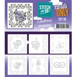 COSTDO10038 Stitch & Do Card Only Set 38