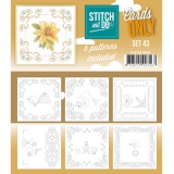 COSTDO10043 Stitch & Do Card Only Set 43