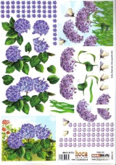 2006-01 3D Bogen Blumen