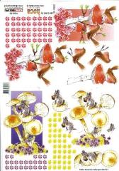 2006-05 3D Bogen Pilze