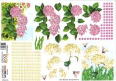 2006-06 3D Bogen Blumen