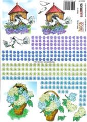 2006-09 3D Bogen Tauben