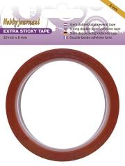 HJSTICKY06 Hobbyjournal Extra Sticky Tape 6mm