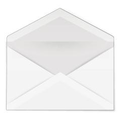 ENV-80-113 Briefumschlag weiß 8o Gramm
