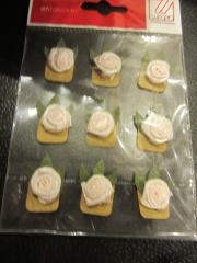 9 rosen hellrosa