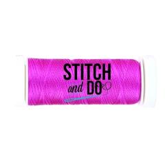 SDCD49 Stitch & Do 200 m - Linnen - Bright Pink