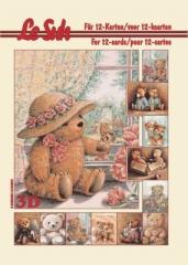 345612 3D Motivbuch A5 Bären