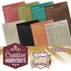 CHSTS008 Creative Hobbydots 8 - Sticker Set