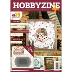 HZBP39 Hobby Zine Plus 39