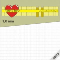 64016 Hartho-bby Foam-Pads 1,0 m
