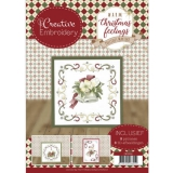 CB10004 Creative Embroidery 4 - PM Warm Christmas Feeling