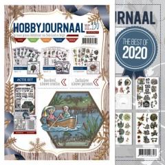SETKVPHJ190 Hobbyjournaal 190 + knipvellenbuchThe Best of 2020