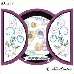 KC267 Stickvorlage